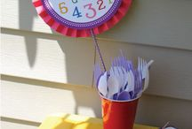 Zoey's 3rd Birthday Ideas / by Ashley Duiker