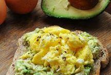Healthy breakfast!