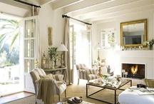 Living Room / by Ashley Shoultz