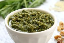 Sauces / by Manda Blogs About...