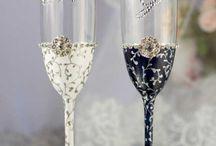 Bicchieri per brindisi