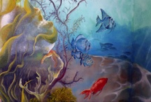 murals / by Kathy Rohe