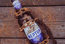 piwo Neptun sesja / Sesja fotograficzna dla piwa Neptun