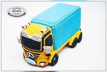 vrachtautos voor ed