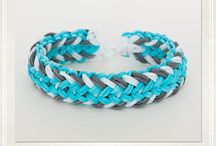 Loom bracelets / by Louise Connelly
