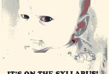 Syllabus for Class / by Sarah Ramsey