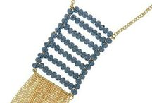 Jewelry: Ladder Style Necklaces