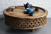 Coffee table / by Nicole Zornes
