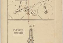 printable: vintage blueprints
