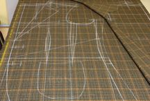 Men's suit pattern draft -  a tailors how to
