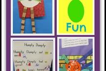 Nursery Rhyme/Nursery Tale Activities / by Tina @ Mamas Like Me