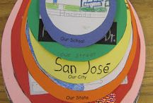 {Classroom S.S.} Maps / Activities, worksheets, crafts, ideas, games, etc. that center around the theme of MAPS