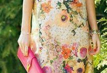colourfully sackdress