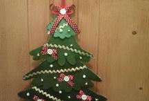 Karácsonyi dekor :)