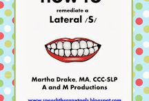 Lateral lisp / by Jamie Lacroix