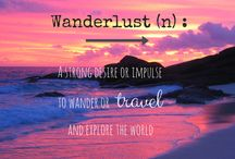 Travel Inspiration / Be inspired!