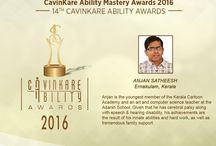 CavinKare Ability Awards 2016
