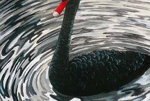 Acrylic Paintings / fine art by Nadine Reifenberger