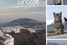 Europe // Greece Travel / Heading to Greece? Check out this list of things to do in and around the country!
