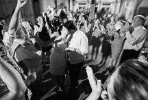 Fun Wedding Moments at Night Music celebrations / Great times at Columbus Weddings