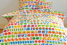 BOY/GIRL IN A ROOM / While they are little they have to stay in same room --styling ideas I like for kids rooms in general
