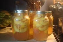 Preserving / Ideas and recipes for preserving and storing food beyond the harvest season.