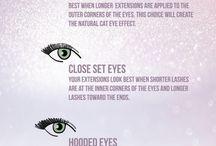 lashes/beauty