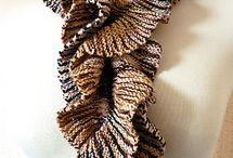 шарфы. манишки