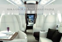 Flight Pooling Forum / How to Get a Seat on a Private Jet for Less Than a Business Class Ticket