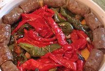 Concetta's classic Italian foods.