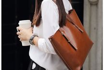 Style Bags / Shop Collection of Fashion Casual Leather Bags and Backpacks for Women and ladies. Suit for travel, work or college school daily use.