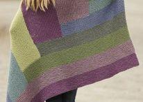 strisce di lana