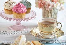 Tea time / by ❈Agnès ❧ Brun❈