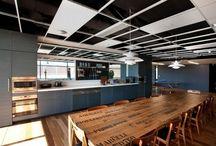 kitchen & bar design / office space