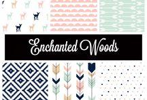 Fabric choices / by Alicia Akamine