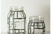 Jars decor