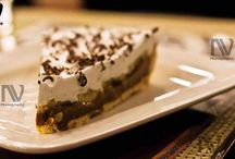 Theos, Noida / One of the finest confectionery in Noida, Theos makes the most delightful cheesecake, red velvet cakes and other desserts.