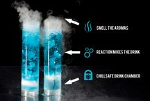 Subzero Smoking Cocktails / Our bubbly smoking cocktails. Available to hire for weddings, corporate events and any events that we are required.