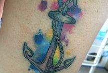 Tatuaggi / I miei Tattoo