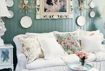 [ Inspiration Décoration Cosy ] / La décoration intérieure tout en douceur et délicatesse. Inspiration maison.