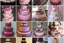 decorated cakes / by Roxanne Warfel