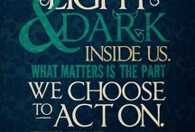Harry Potter quotes / The very best HP quotes