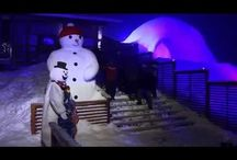 Videos about Snowman World in Lapland / Videos about Snowman World in Santa Claus Village in Rovaniemi in Finnish Lapland. Discover the unique world of snow and ice at the Arctic Circle