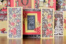 Festive Chalkboard / by Craftwork Cards