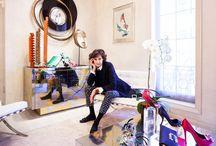 ines / Ines de La Fressange style