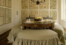 Casual dining / I love dining spaces that a less formal.