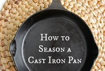 Cooking with Cast Iron / Delicious recipes for your Cast Iron Cooking ideas.