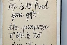 Passion for Life / I love these quotes, these quote can guide you and motivate you as well.
