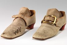 Shoes - 18th Century - Mens
