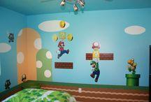 Kid's Room / by Katie Wood